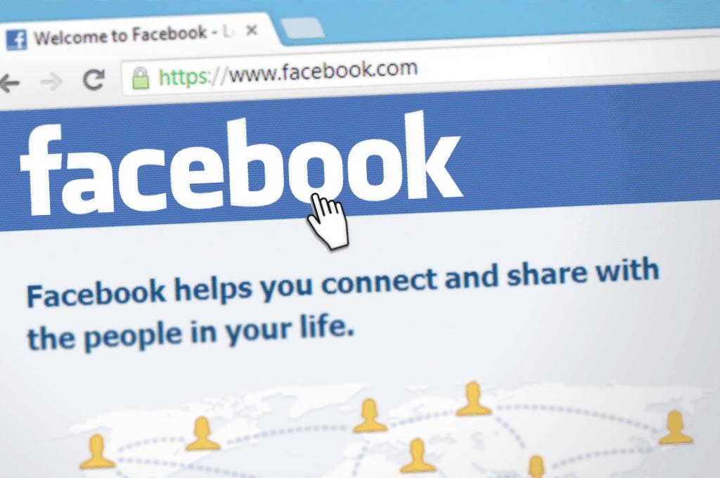 Photobooth huren met Facebook upload optie