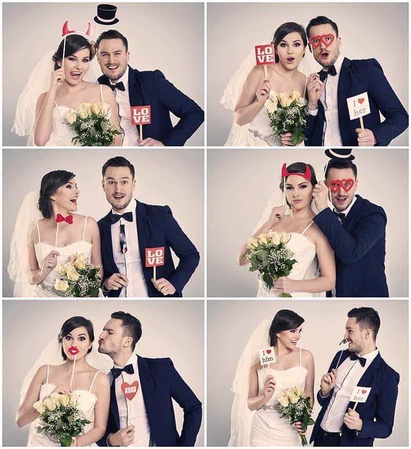 Photobooth trouwfeest | Photobooth huren voor je bruiloft